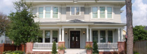 Houston Custom Traditional Homes   Robert Sanders Homes